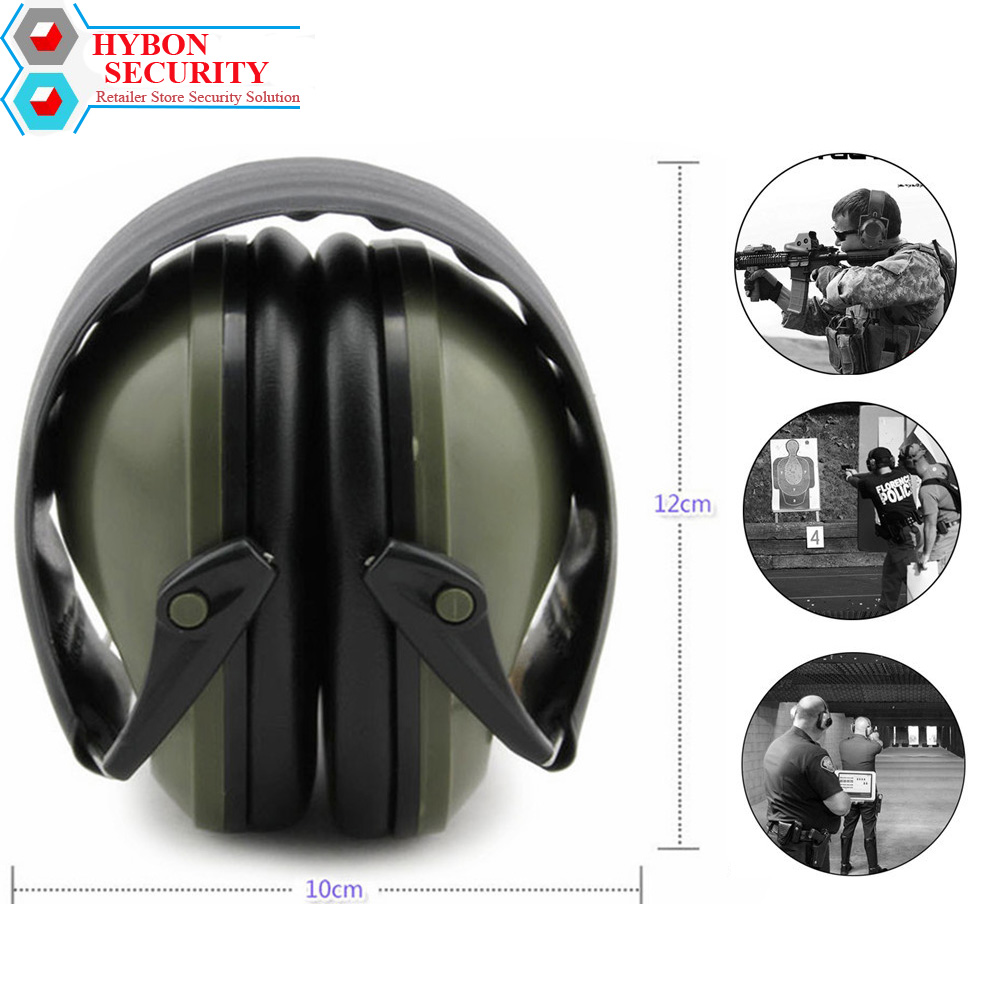 HYBON Hearing Protection Phantom Training Mask Ear Muff  Anti-noise Outdoor Impact Sport Tactical Shooting Hunting Earmuffs 2016 newest elevation training mask 2 0 high altitude fitness outdoor sport 2 0 training mask	supplies equipment