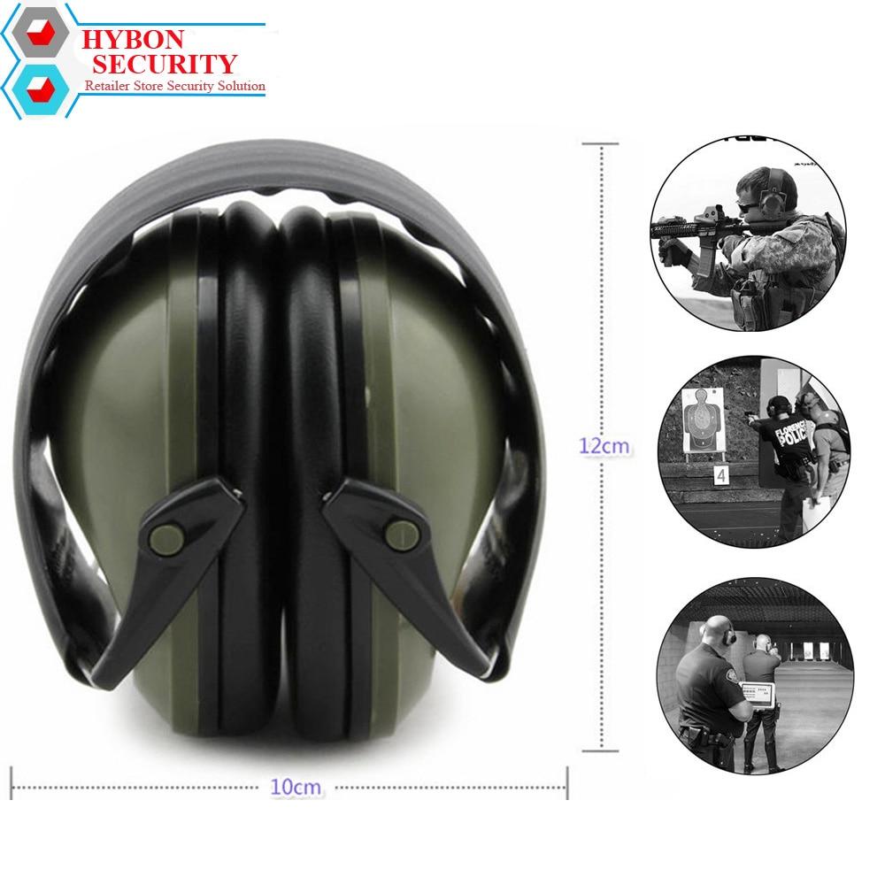 HYBON Hearing Protection Phantom Training Mask Ear Muff  Anti-noise Outdoor Impact Sport Tactical Shooting Hunting Earmuffs