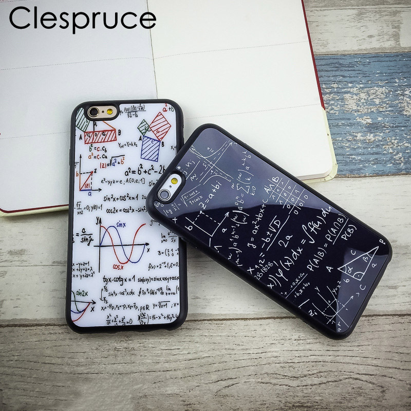 iPhone 7 6 6s plus X 8 8plus Silicone Soft Fashion painted Graffiti case
