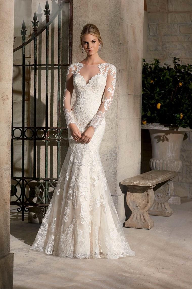 sexy mermaid wedding dresses 2015 Vestido De Noiva...