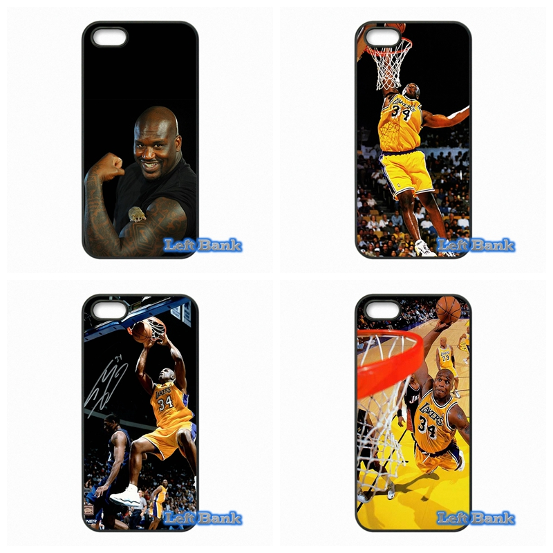 new product dd090 1c1f2 US $4.99 |NBA Star Shaquille O'Neal Phone Cases Cover For Samsung Galaxy  Note 2 3 4 5 7 S S2 S3 S4 S5 MINI S6 S7 edge-in Half-wrapped Case from ...
