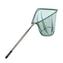 Goture Foldable Fishing Net 45x40cm Triangular Landing Net China Goture Brand Fishing Network Fish Tackle