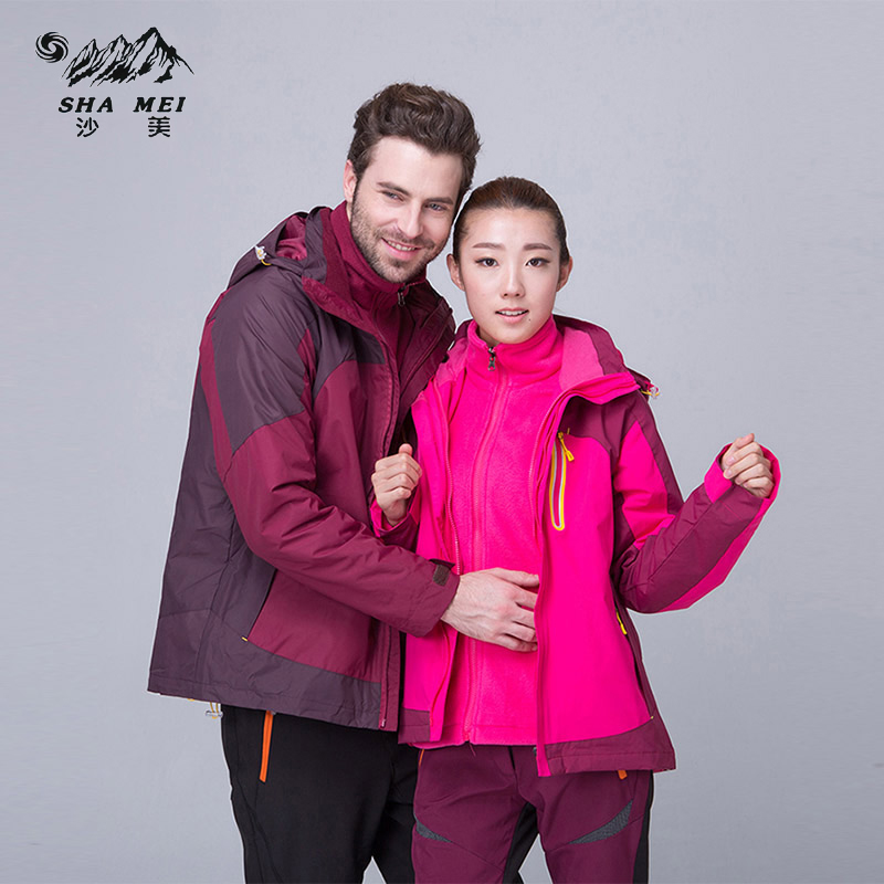 LOVERS Men Jackets Women Jacket Outdoor hiking Camping Sports Coat Fishing Men Tourism Mountain Jackets Waterproof Windproof new arrived outdoor waterproof windproof jackets men mountain campling hiking fishing running sportswear tactical jackets