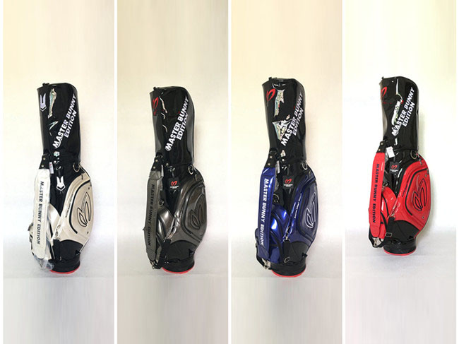 Brand New Master Bunny Golf Bag Four Colors Master Bunny Standard Golf Clubs Bag Waterproof EMS