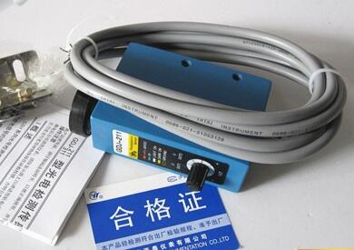 FREE SHIPPING Sensor GDJ 211 GDJ 211BG Blue Green color sensor