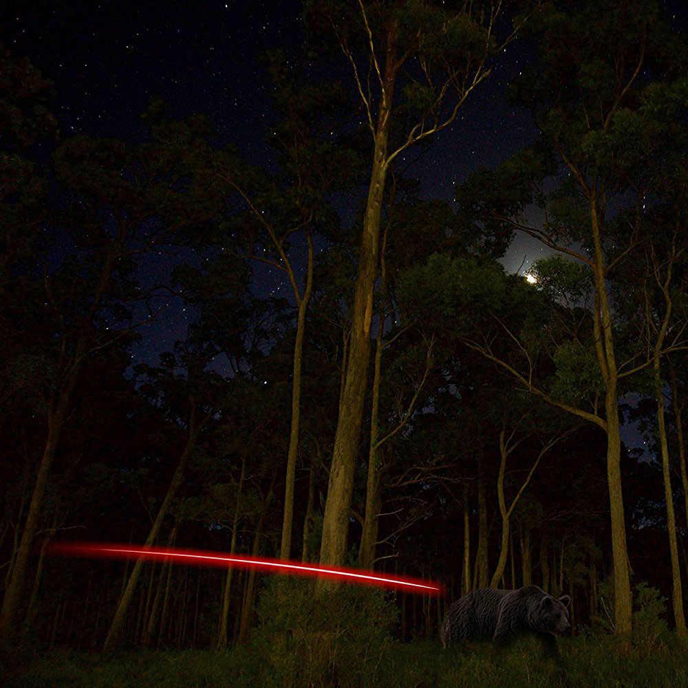 3 uds. Automáticamente iluminado arco cadena activada LED iluminado Nock para ID 6,2mm tiro con arco flecha accesorio tiro caza