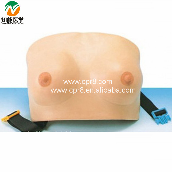 Senior Wearable Breast Examination Model(Artificial Breast ) BIX-F14 WBW134 breast light detection device for the breast cancer self check up and breast clinical examination