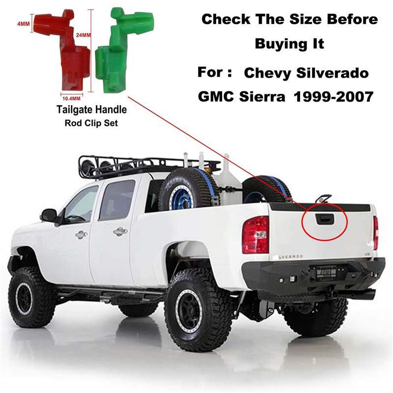 425x Plastic Car Body Retainer Assortment Clips Auto Tailgate Handle Rod Clip