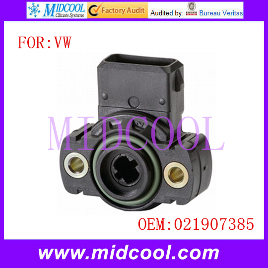 New TPS Throttle Position Sensor use OE NO. 021907385 for VW