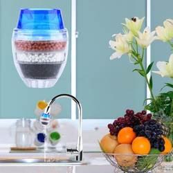 Бытовой угольный фильтр для воды мини кухня кран очиститель Водоочистное Устройство Фильтрации картридж