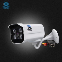ZSVEDIO Surveillance Cameras Onvif POE IP Camera Alarm System CCTV Cameras HD IP Camera POE CCTV