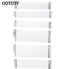OOTDTY Steel Wire 20-42 Strands Drum Spring for 10-14 Inch Snare Drum Cajon Box Drum new high qulaity jinbao jbs 2d snare drum stand 56 42 cm stand suit for 12 14 inch snare drum silver rack drum jazz drum stand