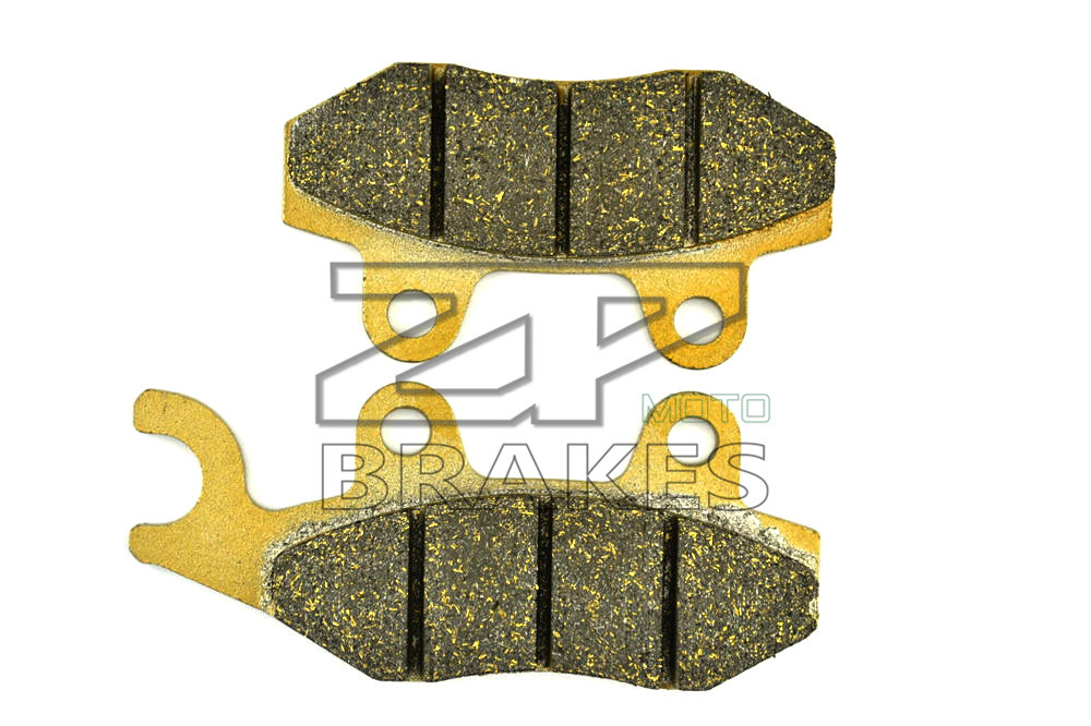 Motorcycle New Organic Brake Pads For Rear TRIUMPH 1200 Tiger Explorer 2012-2014 900 SE Thruxton 2012 ZPMOTO OEM High Quality for triumph tiger 800 tiger 1050 tiger explorer 1200 easy pull clutch cable system
