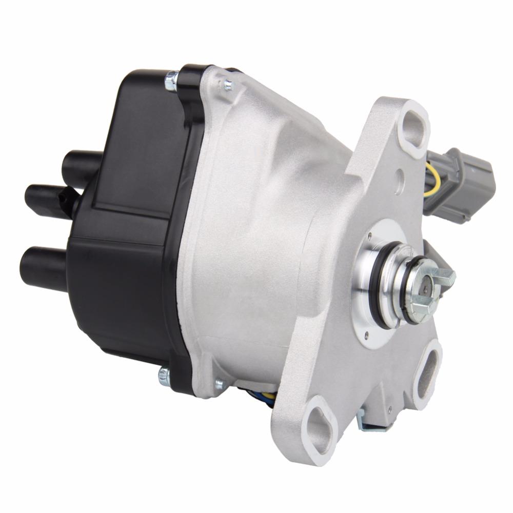 Carbole Ignition Distributor For 92 95 Honda Civic Del Sol Chevy