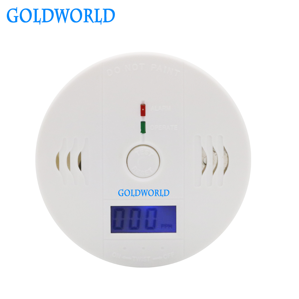 Alarm-Detector-Tester Co-Gas-Sensor-Alarm Carbon-Monoxide-85db Safety High-Sensitive