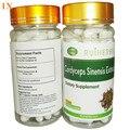 Extrato de Cordyceps Sinensis Dong Chong Xia Cao 30% Polysacharride 500 mg x 90 Cápsulas = 1 Garrafa frete grátis