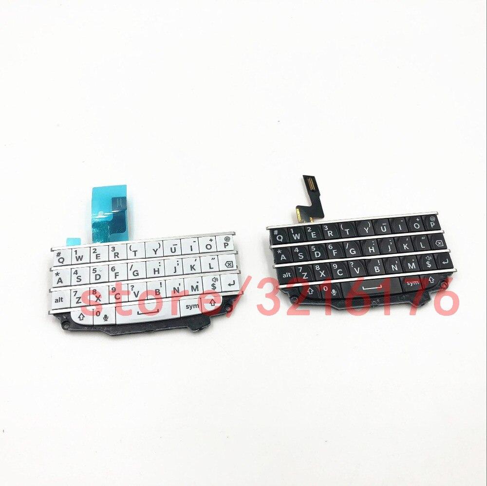RTBESTOYZ Clavier Clavier Boutons Flex Pièce De Rechange Pour Blackberry Q10