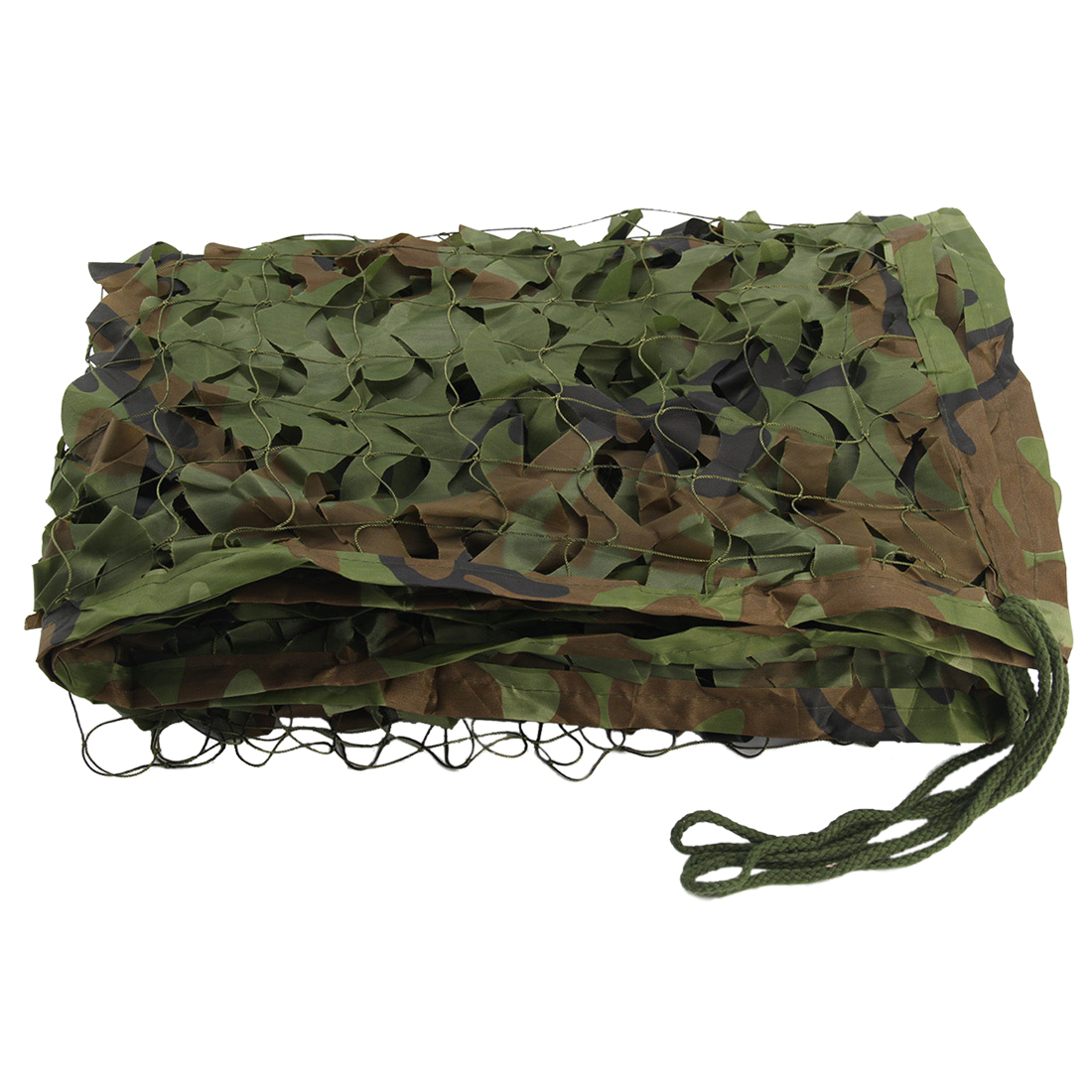 New Oxford Fabric Camouflage Net/Camo Netting Hunting/Shooting Hide Army, 3M x 5M, 3.5M x 2.7M
