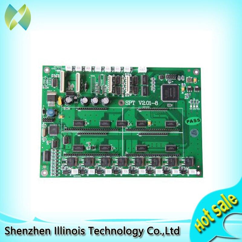 Challenger / Infiniti 3208F,3208Q  ,3208L+, 3208A , 35PL Printers Printhead Board лодка intex challenger k1 68305