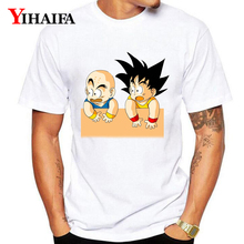 Fashion Dragon Ball Z T-Shirt Men Women Kid Goku 3D Print Graphic Tees Casual White Tee Shirts Unisex Tops