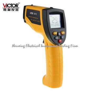 Fast arrival VICTOR 307C VC307 Cnon-contact IR Thermometer infrared thermometer