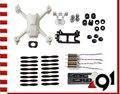 Piezas de repuesto Paquete de Choque para Hubsan H107C X4 Plus + FPV RC Quadcopter Helicóptero F18002