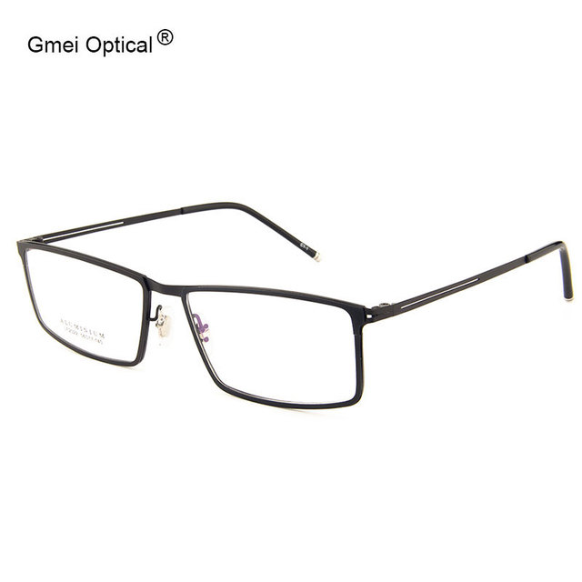 Gmei Optical LF2022 โลหะFull RIMกรอบแว่นตาสำหรับสตรีและผู้ชายแว่นตาแว่นตา