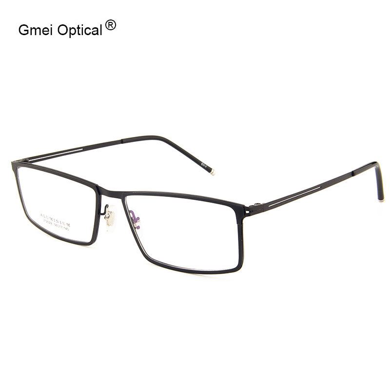 b060032b9e Gmei Optical LF2022 Metal Full-Rim Frame Eyeglasses for Women and Men Eyewear  Spectacles