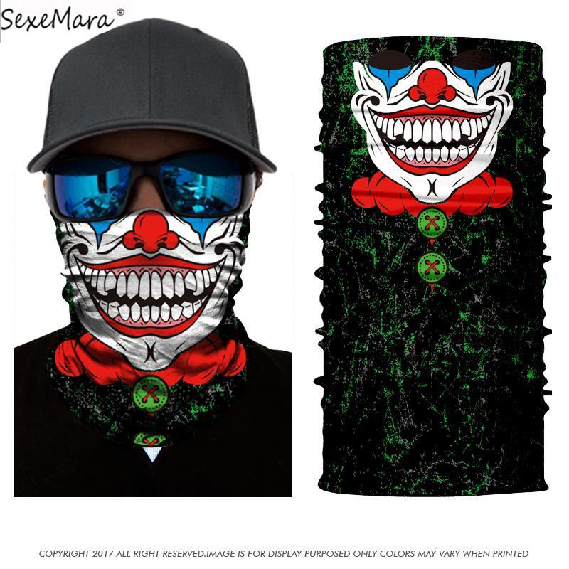 Bekleidung Zubehör 3d Ciclismo Buffs Stirnband Joker Hals Gamasche Laufen Wandern Schals Multifunktionale Headwear Camouflage Gesicht Maske Magie Bandana