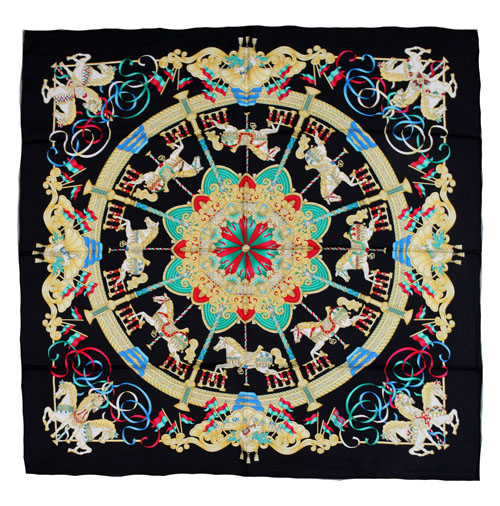 ELEGANT HANDMADE BRAND 100%Twill Silk Scarf TWIC-49675