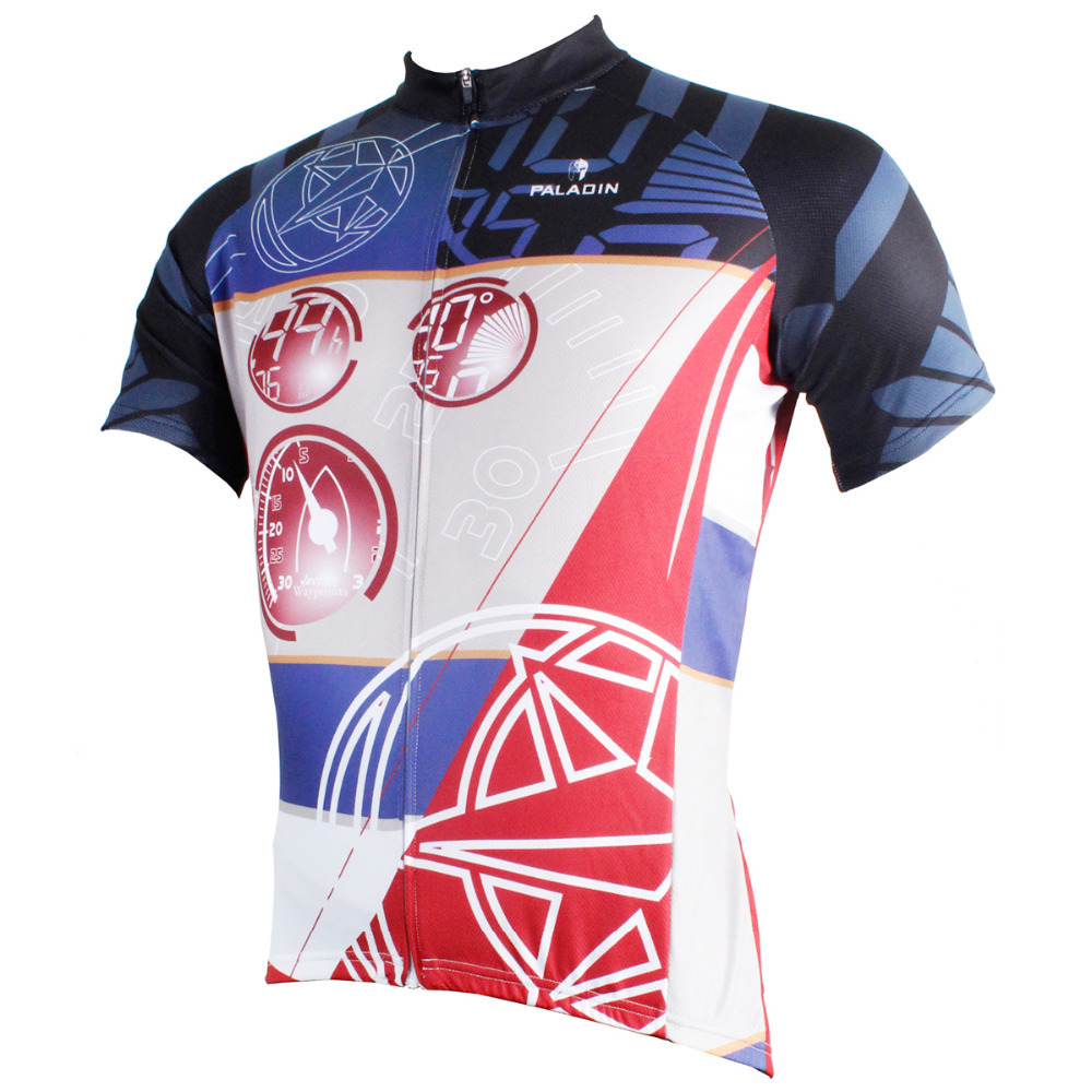 CYCLING JERSEYS Men hot top Sleeve Cycling Jersey Breathable Bike Clothes Full Zipper Cycling Clothing Size S TO XXXXXXL ILPALAD 2016 new men s cycling jerseys top sleeve blue and white waves bicycle shirt white bike top breathable cycling top ilpaladin
