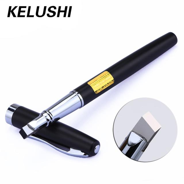 Kelushi繊維光学ツールペン型ファイバカッタカッター (タングステン超硬) 光コネクタ接続ftth送料無料