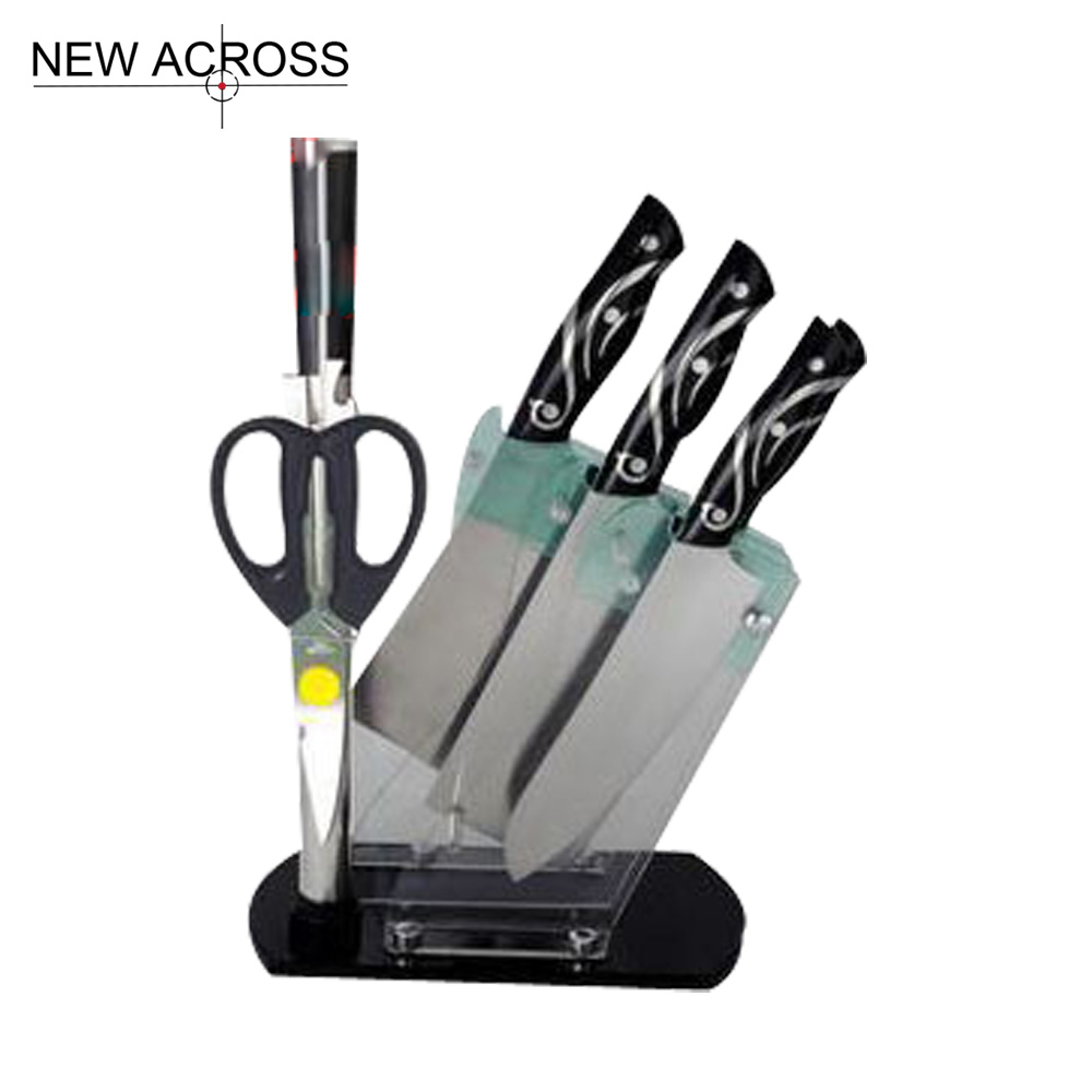 Gohide Stainless Steel Kitchen font b Knives b font Tools 7piece Set Cutting Tools font b