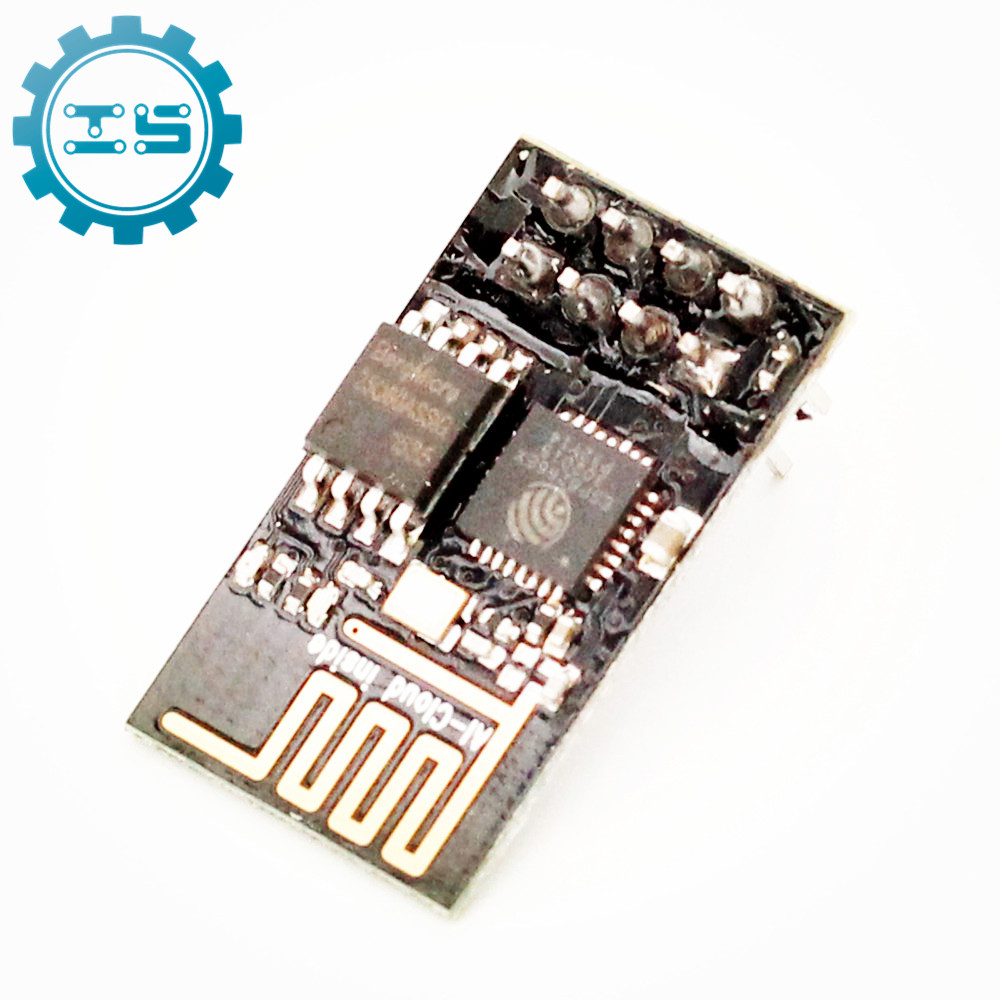 ESP8266 ESP-01 ESP01 Serial Wireless WIFI Module Wireless Transceiver Receiver IOT for Arduino Raspberry Pi 3 esp 07 esp8266 wifi serial transceiver module