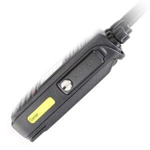 Image 4 - TYT MD 390 DMR ווקי טוקי MD390 VHF 136 174MHz GPS שתי דרך רדיו IP67 עמיד למים משדר + תכנות כבל CD & אפרכסת