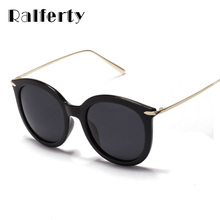 Ralferty Fashion Women's Polarized Sunglasses Women Driving Goggles UV400 Oversized Sun Glasses for Female Ladies Oculos 4901