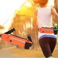 Impermeable de la cintura deporte case para meizu m3s u10 m3 m2 m3 nota pro 6 mx6 u20 mx4 mx5 m3e pro 5 cajas del teléfono bolsa para leeco le 2