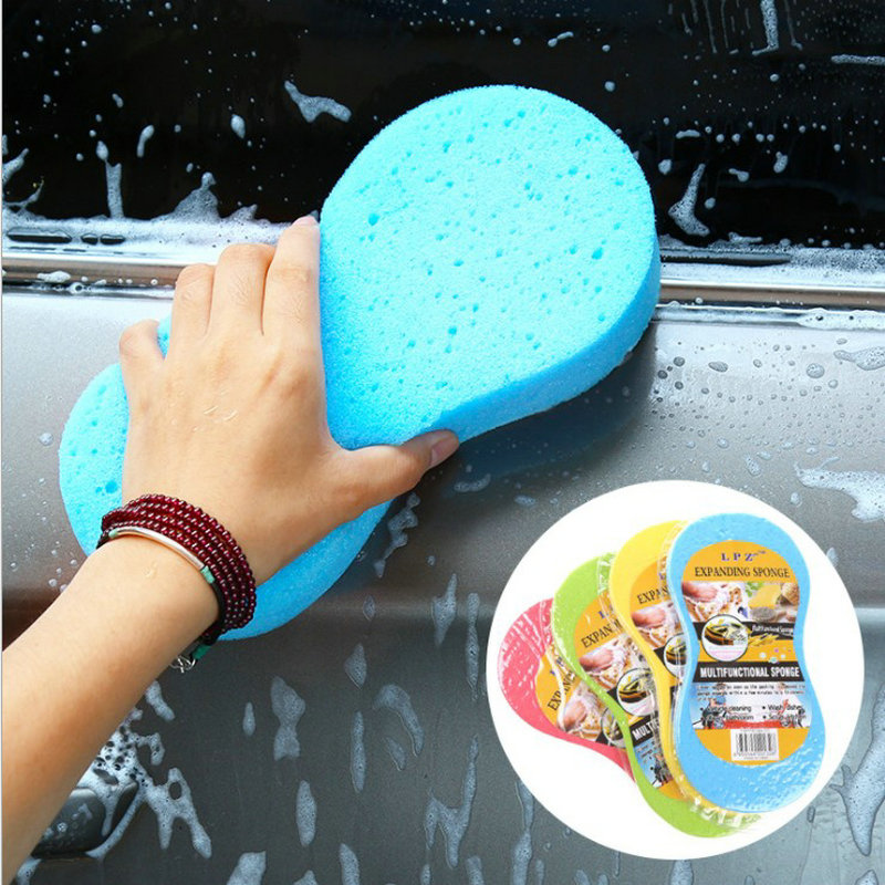 New Arrival Hot High Foam Multipurpose Cleaner Tool Car Cleaning Clean Wash Washing Sponge
