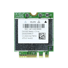 Brand new DW1830 BCM943602BAED GKCG2 NGFF 1300Mbps BT4 1 WiFi Network Card better than BCM94352Z support
