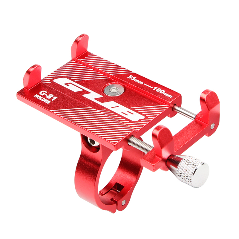 3.5-6.2 inch GUB G-81 Aluminum Alloy GUB Bicycle Phone Mount Stand Phone Metal MTB Bike Mobile Phone Handlebar Holder parts цены онлайн