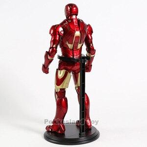 Image 5 - Железный человек МК Mark 3 III большая статуя 1:6 экшн фигурка Коллекционная модель игрушка