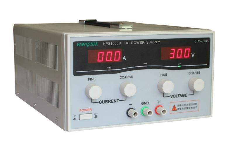 KPS1560D 15V 60A digital adjustable DC Power Supply High power Switch DC power supply 110/220V 0.1V 0.1A kps 3060d dc power supply 30v 60a adjustable power supply 30v 60a led high power switching variable dc power supply 220v