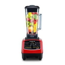BPA Free 3HP 2000W Heavy Duty Commercial Blender Mixer Juicer High Power Food Processor Ice Smoothie Bar Fruit Electric Blender