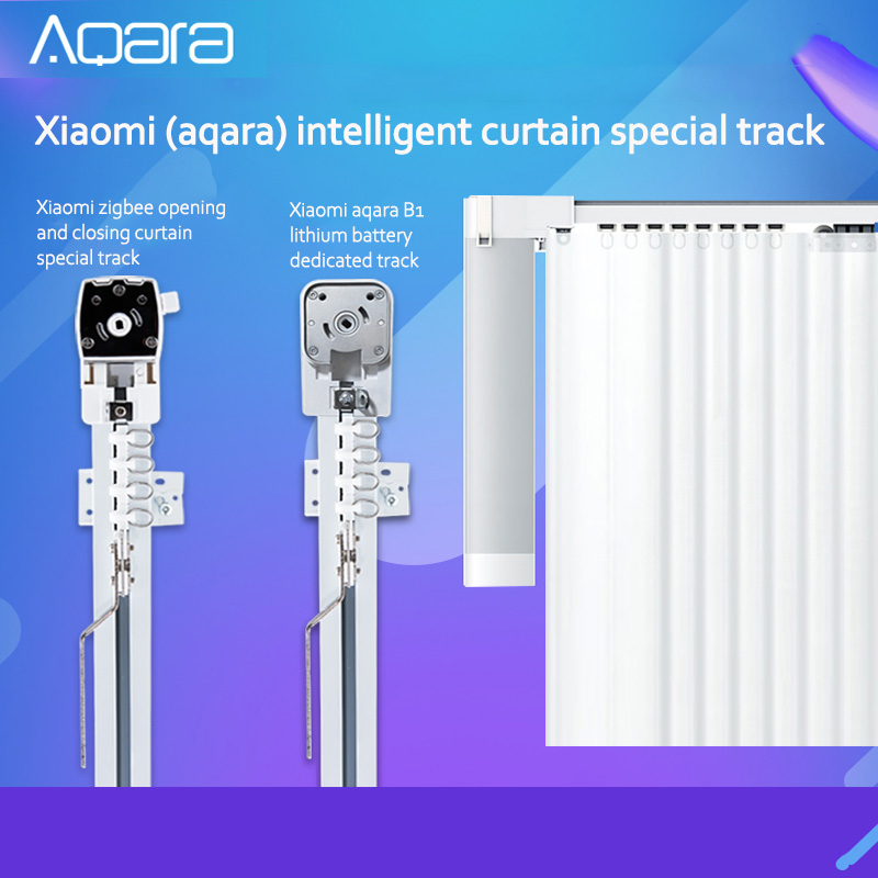 Xiao Mi Curtain Track Aqara B1 Engine's Electric Curtain Track For Small Mi Smart Home Custo Mi Zable Super Ganz
