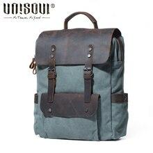 UNISOUL  Fashion NEW Backpack for Teenagers Casual Rucksack Unisex Canvas Travel Daypack Outdoor Backpacks School Shoulder Bag