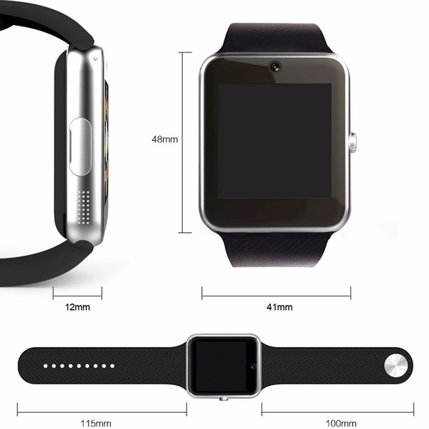 Bluetooth Watch Smart Watch Smartwatch Brand for Apple iPhone IOS Android Phone