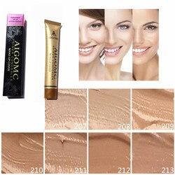 Neue Foundation Basis Matte Flüssigkeit Make-Up Concealer Volle Abdeckung Wasserdicht Gesicht Creme Bleaching Kontur Primer Foundation