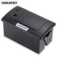 Original GOOJPRT QR701 Mini 58mm Embedded Receipt Thermal Printer RS232/ TTL Mini Embedded Receipt Thermal Printer ESC/POS Print