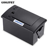 Original GOOJPRT QR701 Mini 58mm Embedded Receipt Thermal Printer RS232/ TTL Mini Embedded Receipt Thermal Printer ESC/POS Print