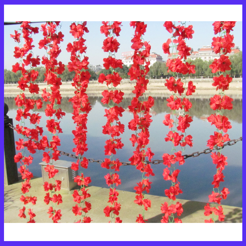 Buy yellow flower vines and get free shipping on aliexpress mightylinksfo
